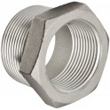 REDUCCION BUSHING ROSCADO 150 T304 1/2 x 1/8