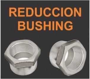 Reducciones bushing 150Lb
