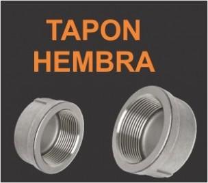 Tapones hembra 150Lb