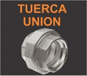 Tuercas union 150Lb