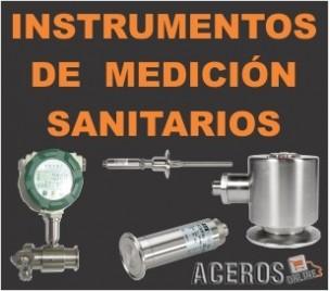 Instrumentos de medicion sanitarios