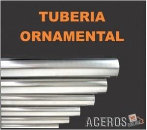 Tuberia ornamental