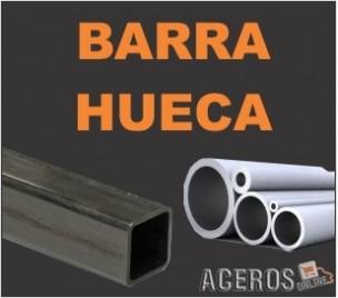 Barra hueca